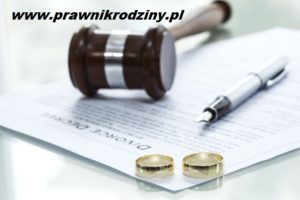 wniosek pozwu o rozwód